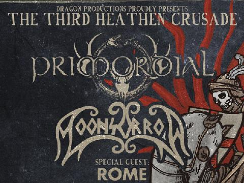 Primordial & Moonsorrow: Heathen Crusade 3 - 2020