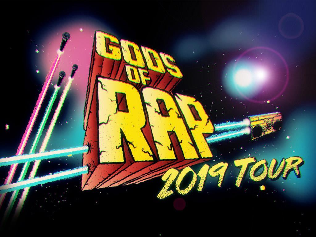 gods of rap biljetter