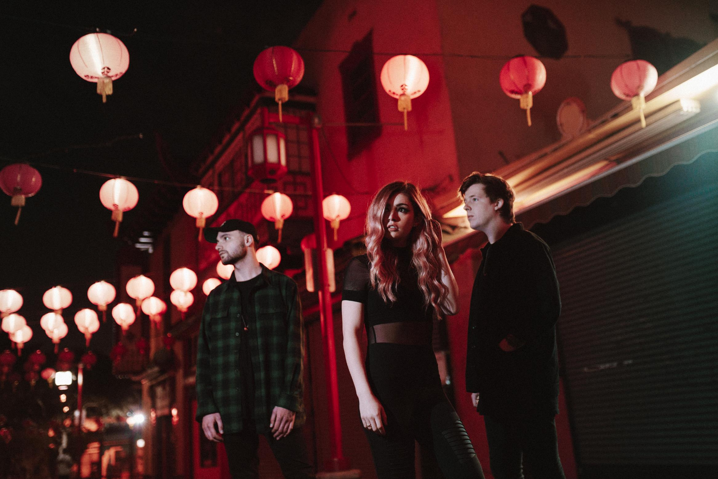Against The Current The Past Lives World Tour - Hong Kong