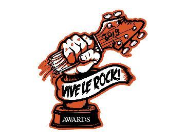 VIVE LE ROCK AWARDS 2019