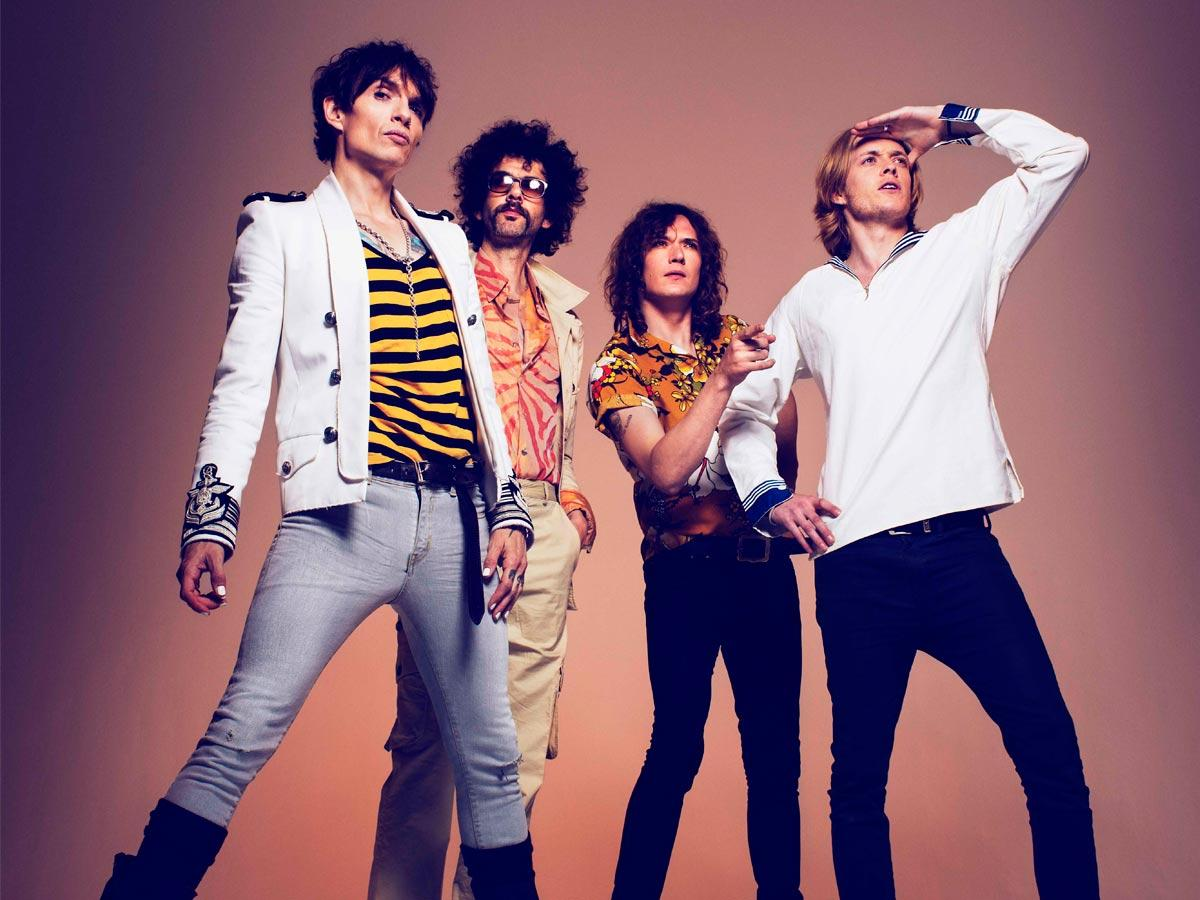 The Darkness Tickets Tour Concert Information Live Nation Uk