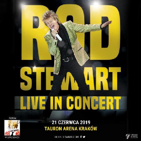 Rod Stewart VIP Packages