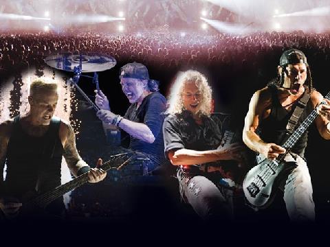 Metallica - Släpps på fredag kl 10!