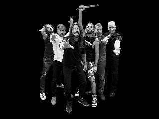 Foo Fighters presale 21.11 kl. 10.00