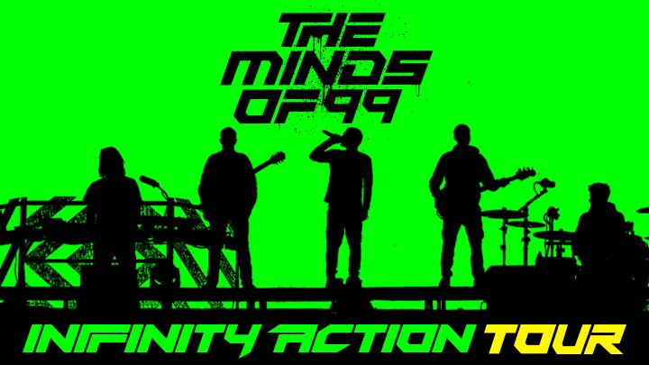 The Minds of 99 - VIP pakker