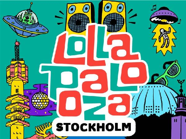 Lollapalooza - Stockholm