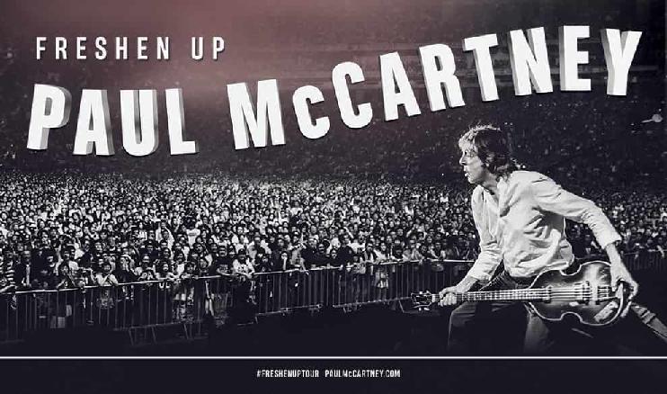 Paul McCartney - Freshen Up