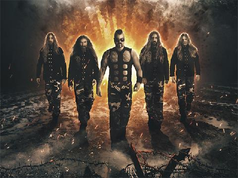 Sabaton: The Great Tour