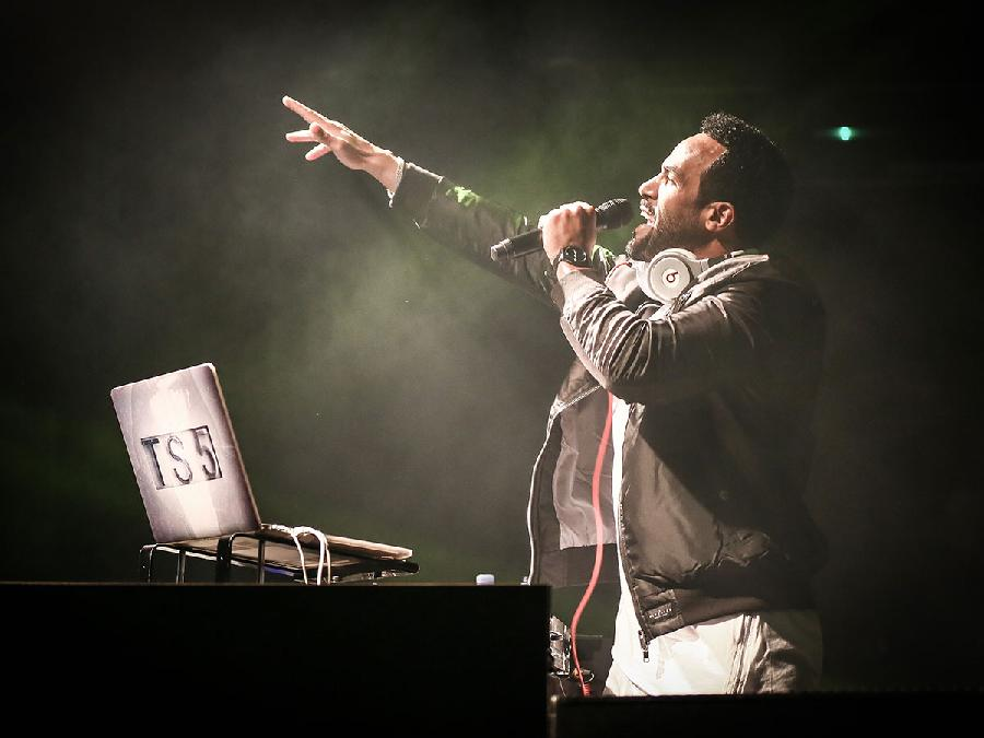 Craig David's TS5 Tour: 2019 Live in Shanghai 克雷格·大卫TS5巡回演唱会2019上海站