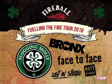 Fireball – Fuelling The Fire Tour