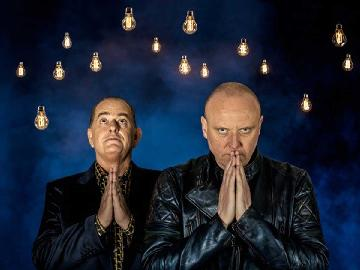 Heaven 17 - 35th Anniversary of The Luxury Gap - Moved