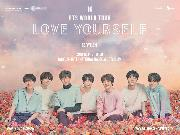 BTS WORLD TOUR LOVE YOURSELF TAOYUAN