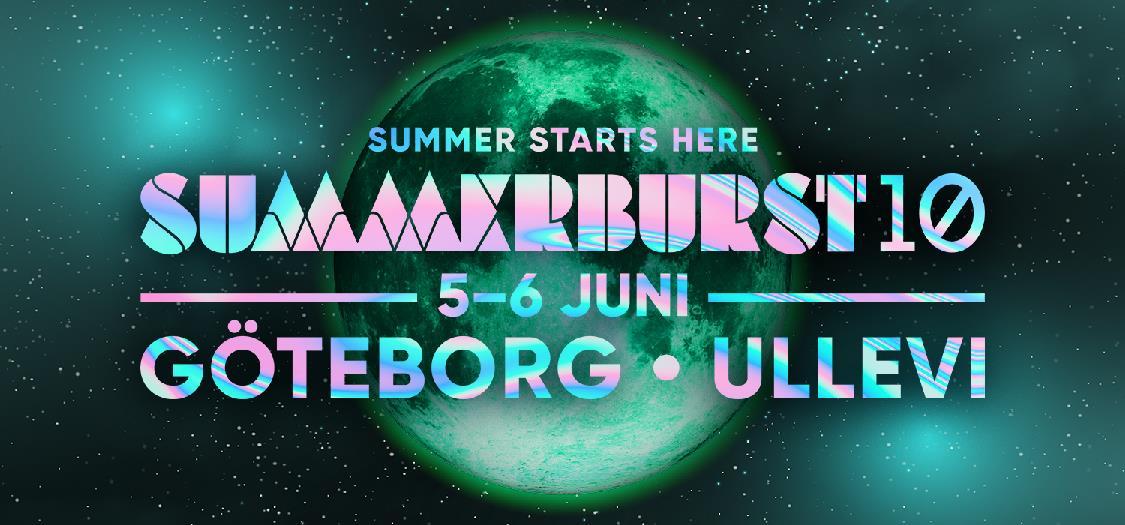 Summerburst - Göteborg