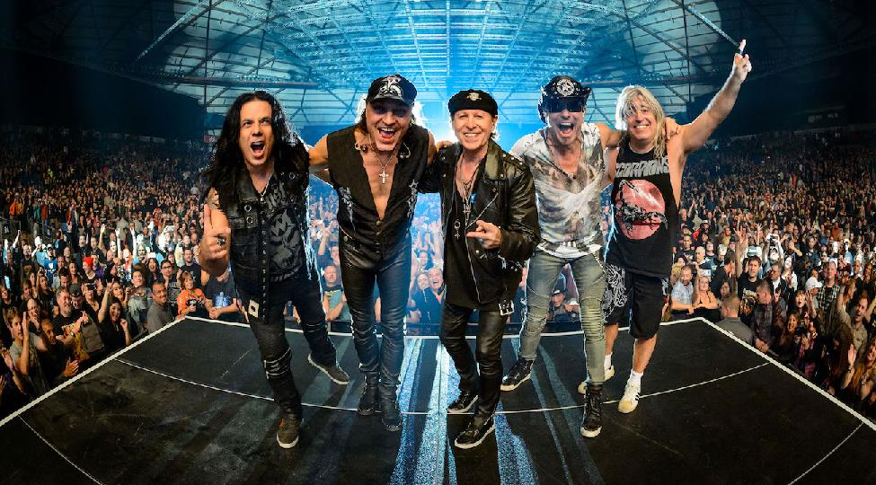 Scorpions - Crazy World Tour