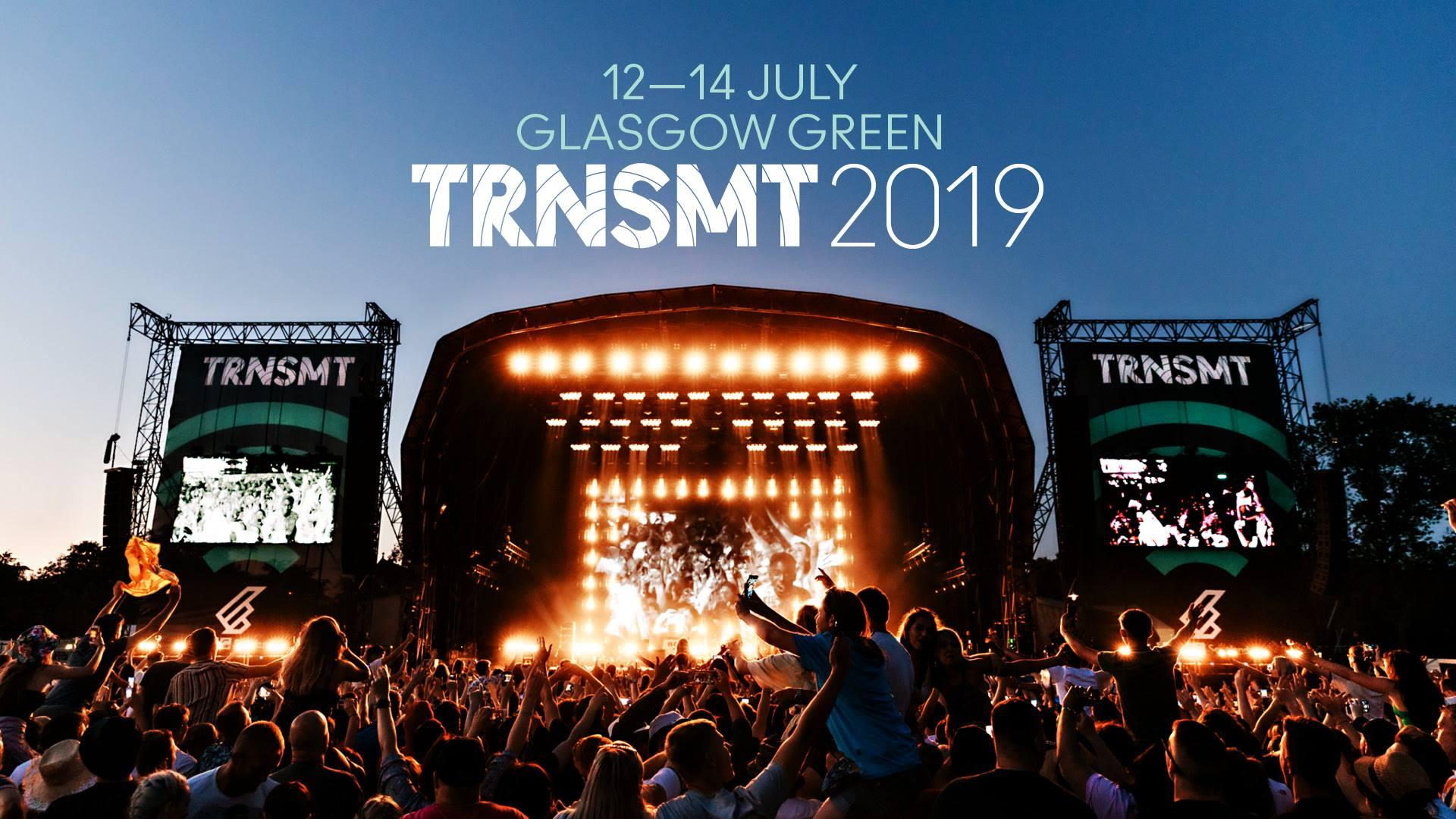 Buy Tickets For Trnsmt Festival 2019 At Glasgow Green On
