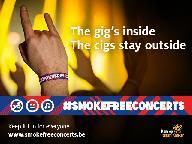 Smoke Free Concerts