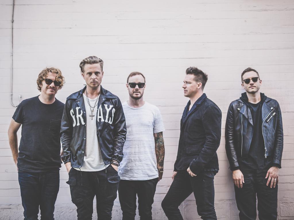 OneRepublic Vstupenky na koncerty