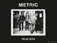 Metric / Pumpehuset 29 10 18
