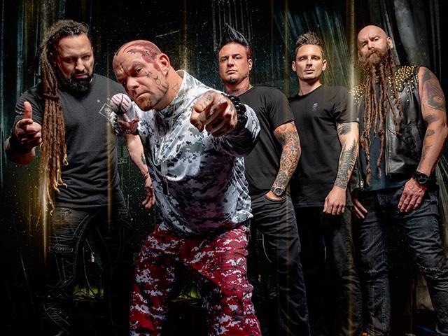 Five Finger Death Punch Concertkaarten