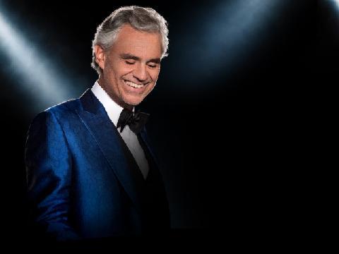 Lipunmyynti Andrea Bocellin konserttiin käynnistyy to 25.10. klo 9!