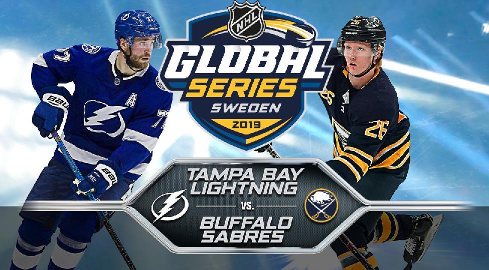 2019 NHL Global Series