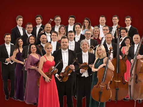 Schönbrunni Lossi Orkester - Suur Viini Uusaastakontsert 2019