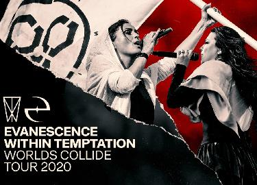 Evanescence & Within Temptation on Tour