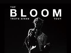 Troye Sivan THE BLOOM TOUR