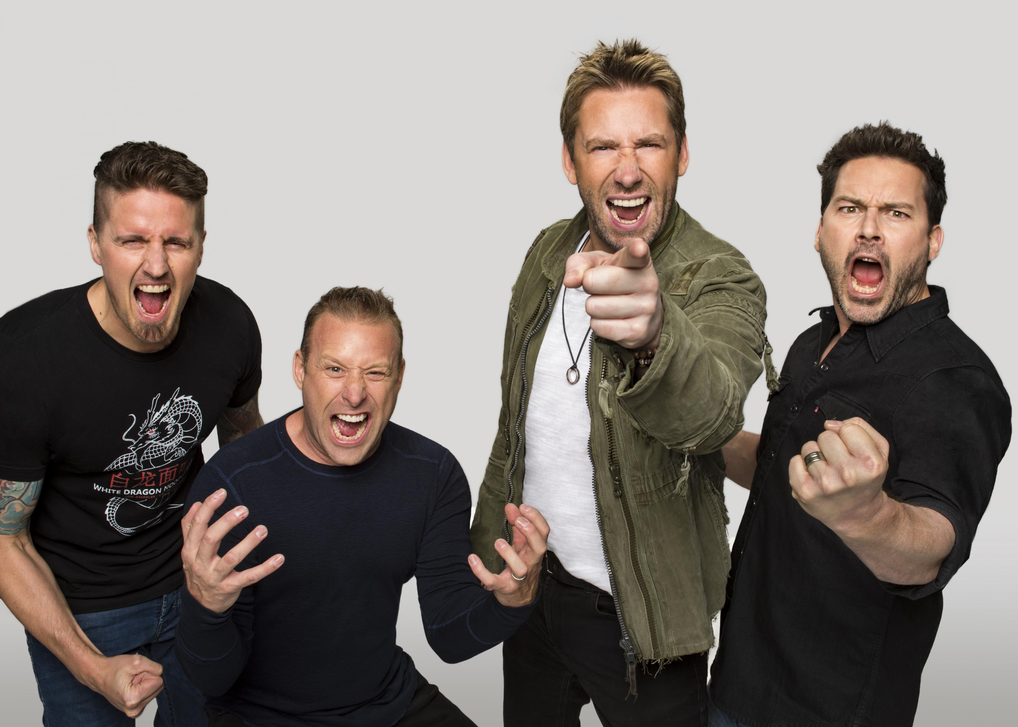 Nickelback concert dates in Sydney