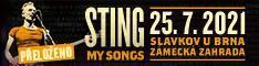 slavkov Open 2021: Sting - My Songs