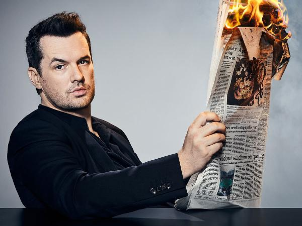 Jim Jefferies The Night Talker Tour Live In Bangkok