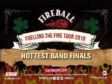 Fireball's Hottest Bands Final