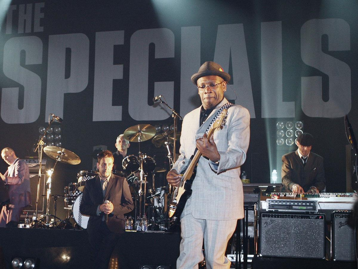 Buy Tickets For The Specials At O2 Academy Brixton On 17