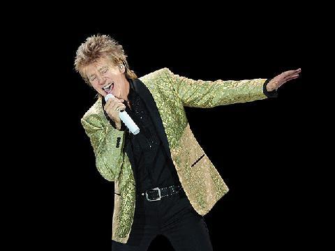Rod Stewart: Live in Concert