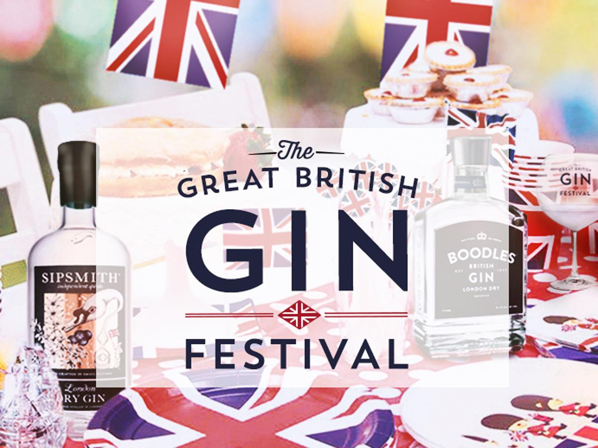 The Great British Gin Festival Tickets, Tour & Concert ...