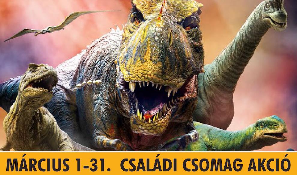 Séta a dinoszauruszokkal - Az igazi élmény
