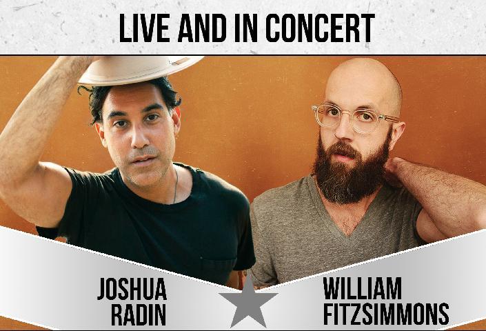 Joshua Radin and William Fitzsimmons