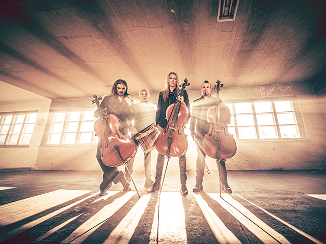 Apocalyptica + Epica: The Epic Apocalypse tour