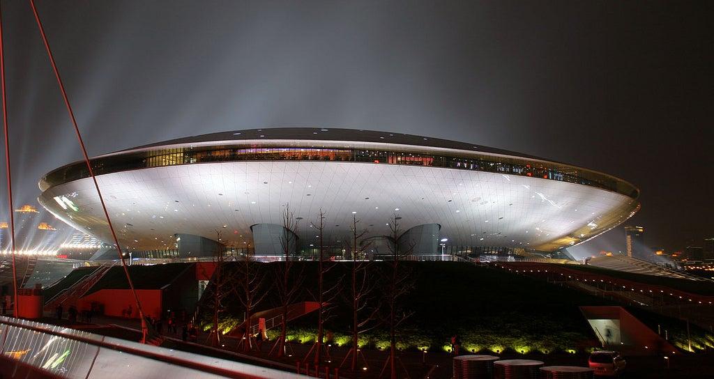 上海梅赛德斯-奔驰文化中心