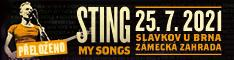 Slavkov Open 2021: Sting - My Songs