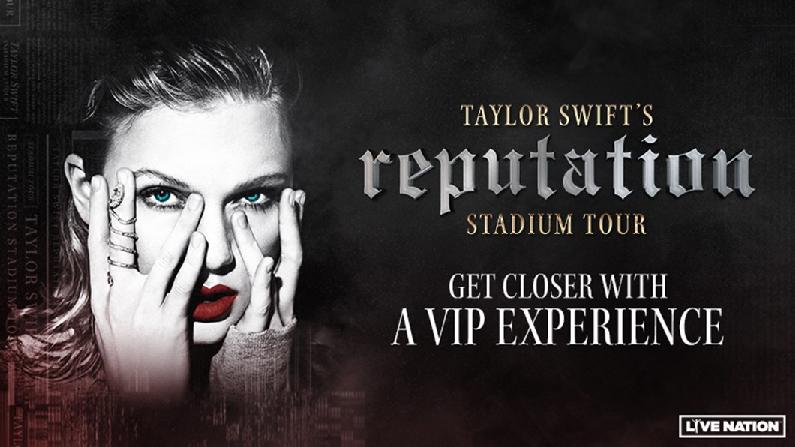 Vip tickets corporate hospitality packages live nation experience taylor swift m4hsunfo