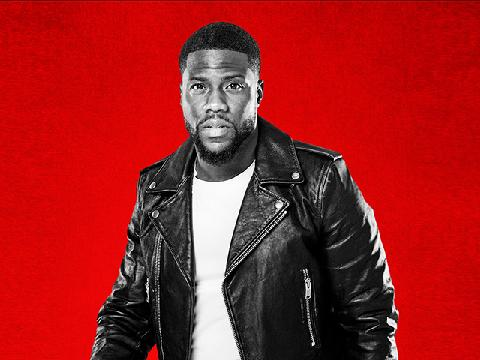 'The Kevin Hart Irresponsible Tour' Singapore 2018