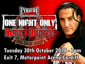 One Night Only: Rene Dupree