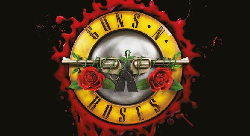 Guns N' Roses Not In This Lifetime Tour Hong Kong