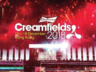Creamfields Hong Kong