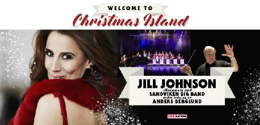 Jill Johnson – Welcome to Christmas Island