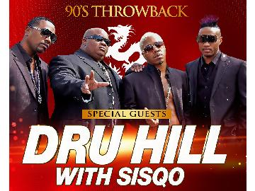 90s Throwback with Dru Hill Ft. Sisqo
