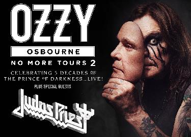 Ozzy Osbourne + Judas Priest