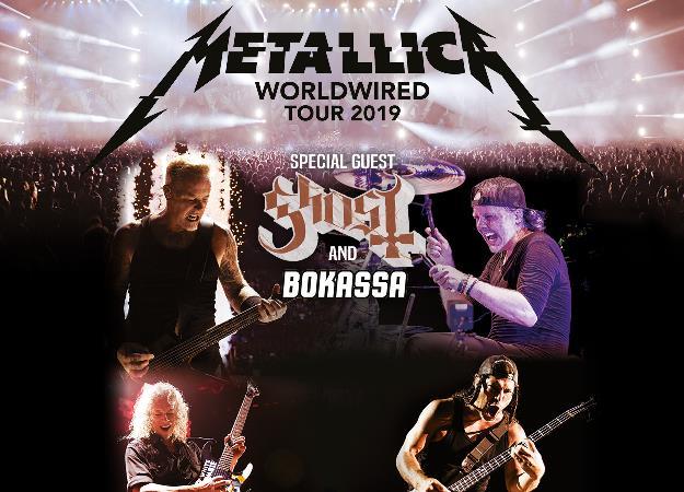 Metallica | Zurich