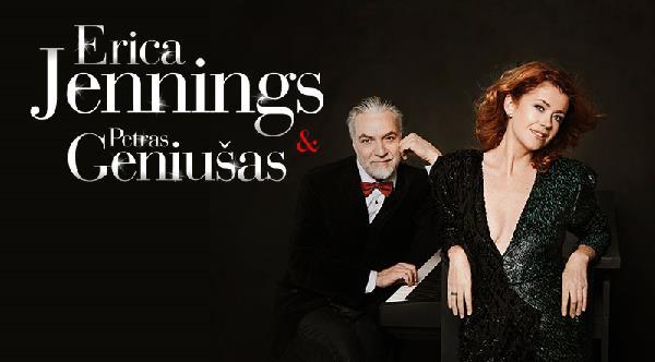 Erica Jennings & Petras Geniusas